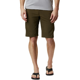Columbia Silver Ridge II Cargo Shorts Men olive green